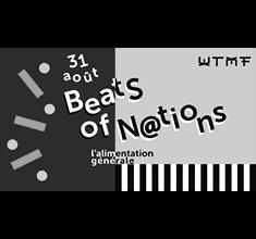 illustration de présentation de la soirée avec Beats of nation by WTMF