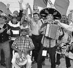 illustration de présentation de la soirée avec Bal Latino spécial Méxique (Fiesta Nacional 15 septiembre) !