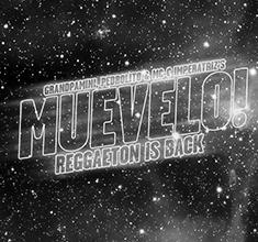 illustration de présentation de la soirée avec Muevelo de Noël avec Grandpamini, Pedrolito et MC C-Imperatriz !