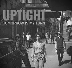 illustration de présentation de la soirée avec Uptight Release party