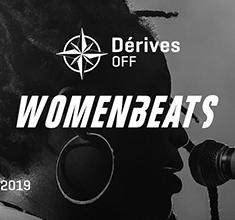 illustration de présentation de la soirée avec WomenBeats #1 – Sambada Mina / Mafe Maracuyeah / Wonderbraz
