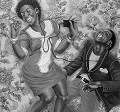 illustration de présentation de la soirée avec Bal Sans Frontières spécial Afro & Antilles !