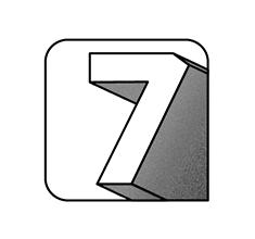 illustration de présentation de la soirée avec 7Records : La Petite Salle 010