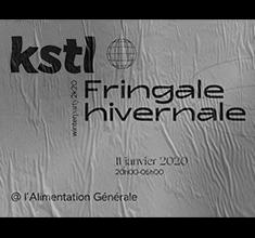 illustration de présentation de la soirée avec KSTL winter : CHESTER, STËRNN, GAËTAN NONCHALANT