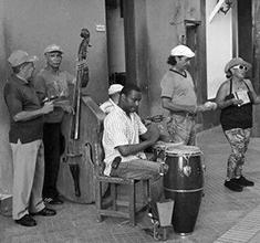 illustration de présentation de la soirée avec Bal Sans Frontières spécial Cuba & Caraïbes !