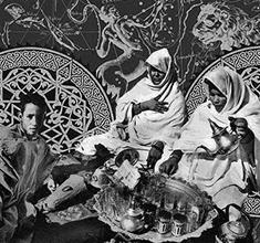 illustration de présentation de la soirée avec Bal Sans Frontières spécial Maghreb – Oriental – Méditerranée