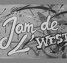 illustration de présentation de la soirée avec Jam de l'west