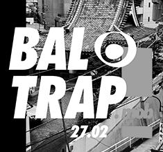 illustration de présentation de la soirée avec BAL TRAP.mob