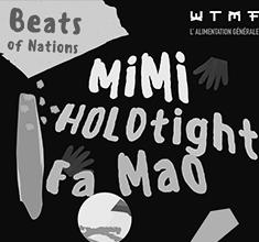 illustration de présentation de la soirée avec WTMF • Beats of Nations n°2