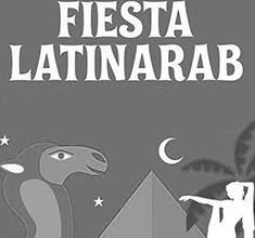 illustration de présentation de la soirée avec Fiesta LatinArab : América Latina vs Monde Arabe !