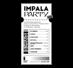 illustration de présentation de la soirée avec IMPALA PARTY VOL.6