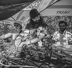 illustration de présentation de la soirée avec Limbololo Soundsystem + Chabela & DJ Full Option
